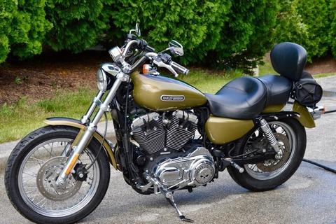 2007 Harley Davidson Sportster 1200 XL